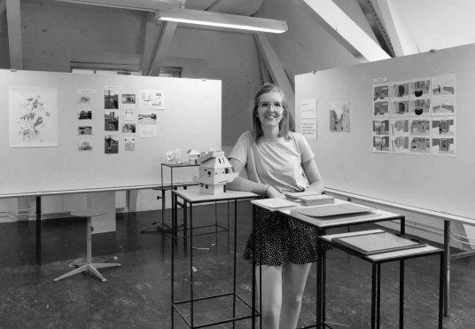 Yolanda Hettema, ArtEZ Interior Architecture , Zwolle