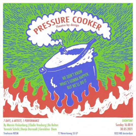 Pressure Cooker: het afstudeerproject van Marnix Vinkenborg