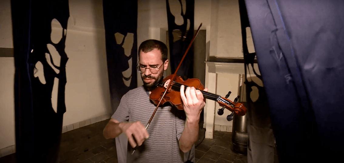 Álvaro Munoz Perera, master Klassieke Muziek