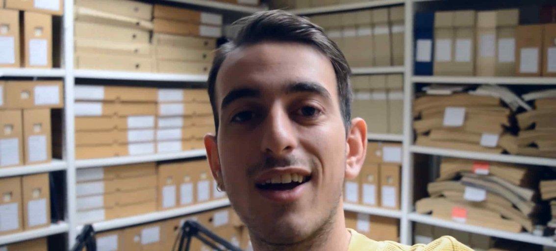 Matteo Bal - van Docent naar animator