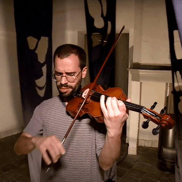 Álvaro Munoz Perera, master Classical Music