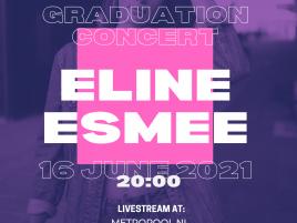 Eline Esmee, singer songwriter Popacademie