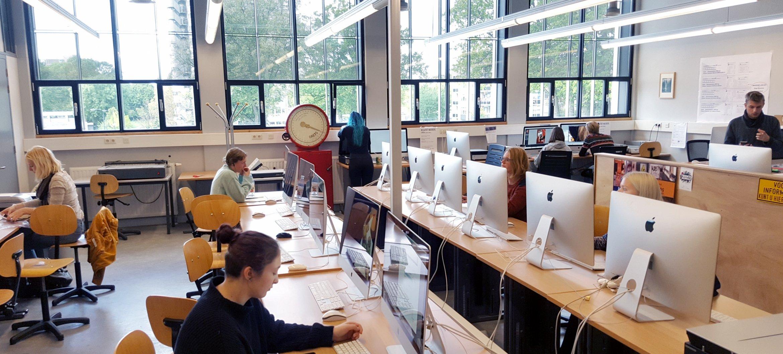 Computerwerkplaats AKI ArtEZ