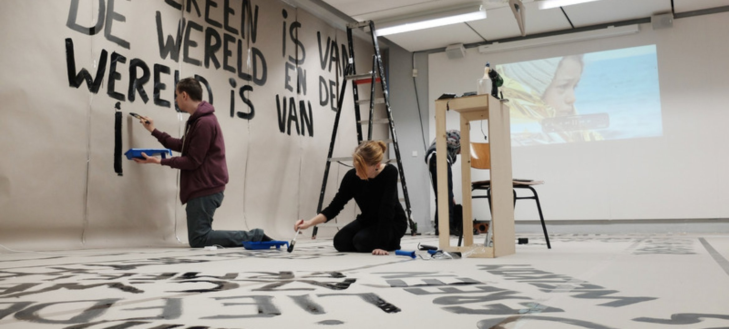 Project Winterlab at ArtEZ in Zwolle