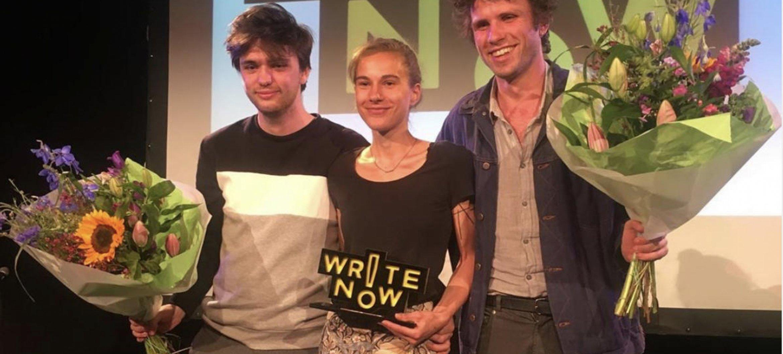 Francis Nagy wins Write Now! 2019