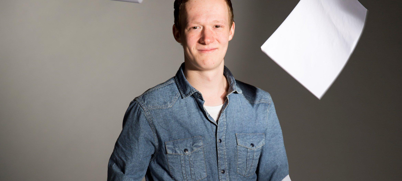 Mike Meurs. Foto: Chantal Dekker