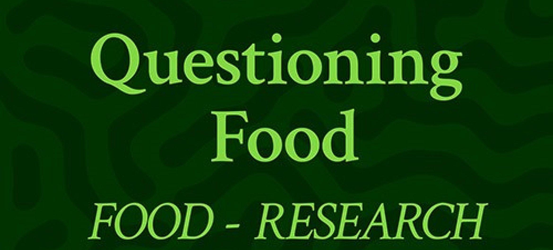 APRIA presenteert Questioning Food