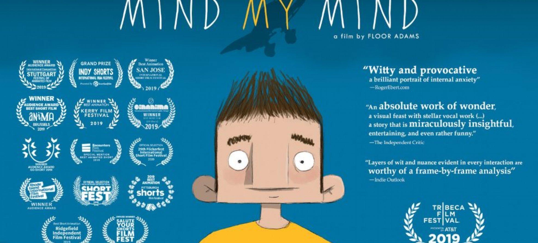 Mind my Mind door Floor Adams