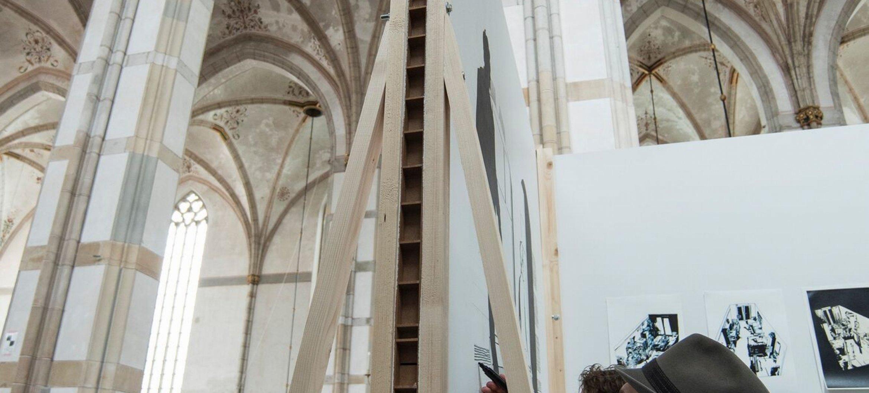 Finals expositie ArtEZ Academie voor Art & Design Zwolle toont ander perspectief op kunst en kerk
