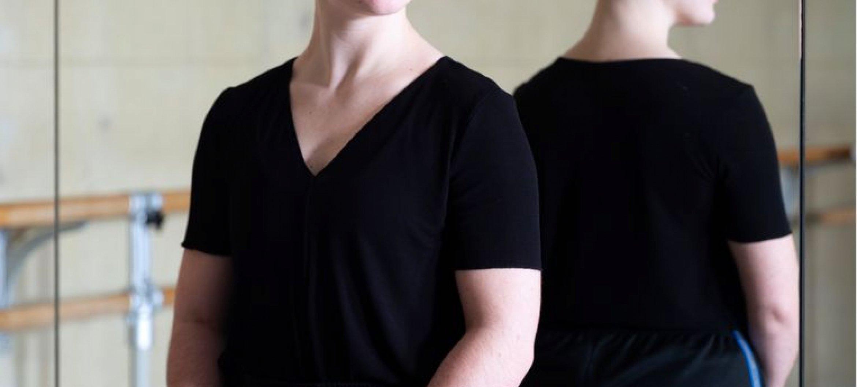 Christianne van Leest student ArtEZ bachelor Docent Dans