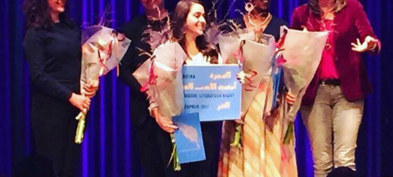 Hanan Faour wins El Hizjra literature prize for prose 2017