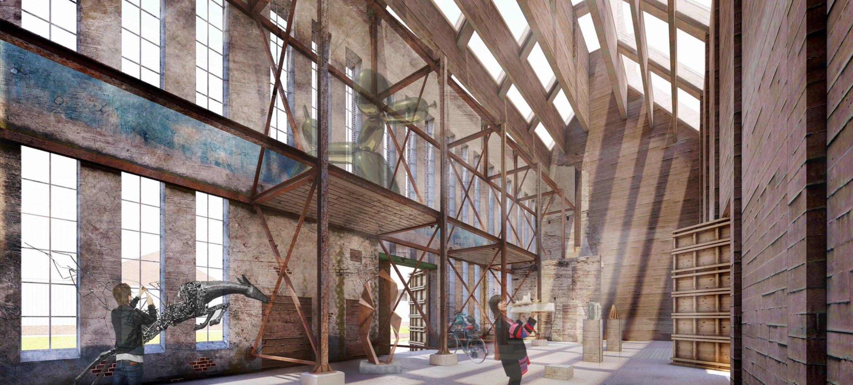Sarina Bleumink wint Archiprix met afstudeerwerk master Architectuur