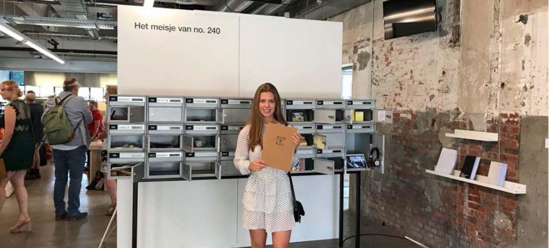 Jessie von Piekartz, 1/5, huisblogger ArtEZ Business Centre