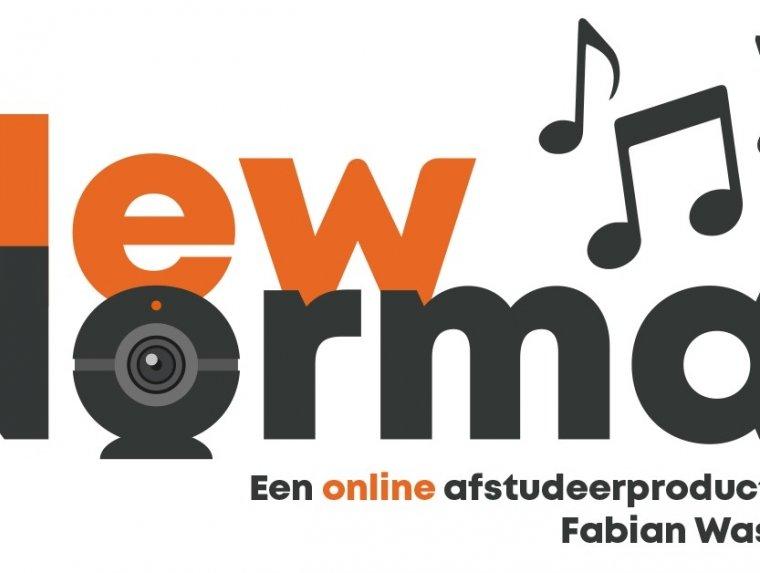 'NewNormal', muziekproductie van Fabian Wasterval