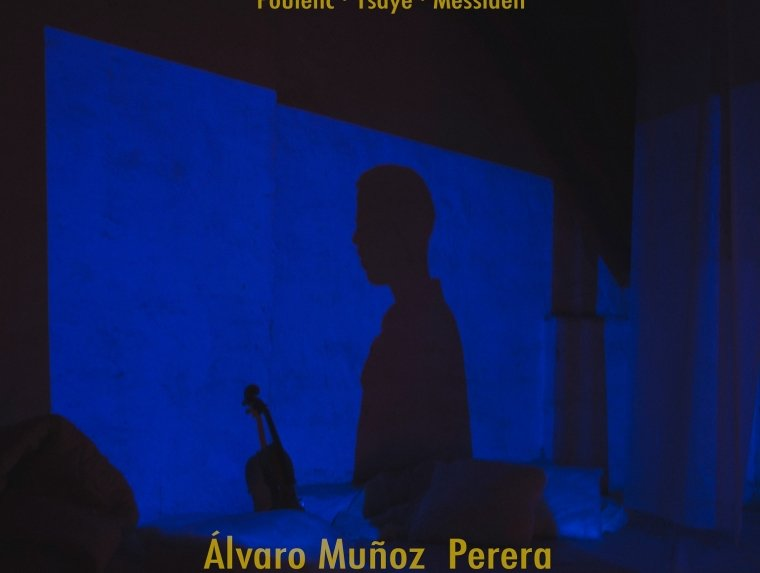 'The End of Times', Álvaro Muñoz Perera, viool Klassieke Muziek (Master)