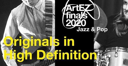 Originals in High Definition van Jazz & Pop Arnhem