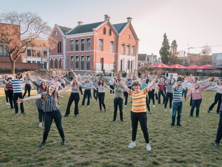 Studenten Docent Muziek Enschede