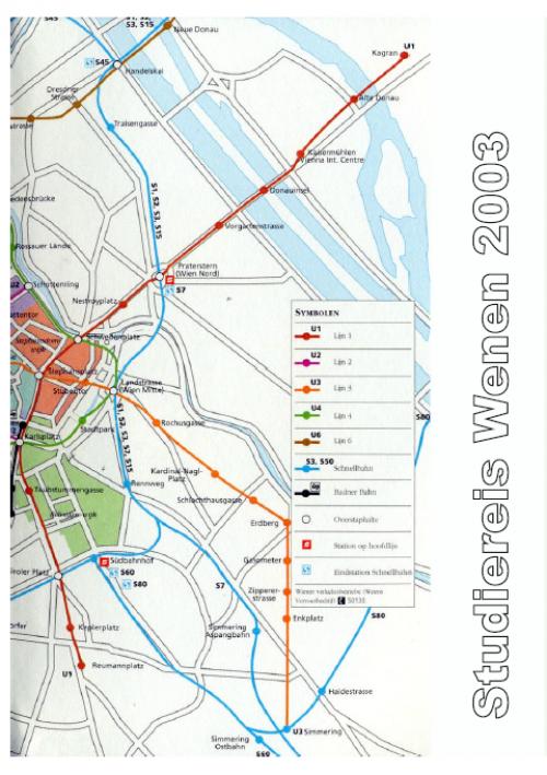 Excursiegids Wenen 2003