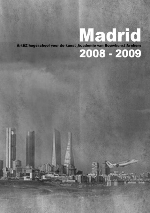 Excursiegids Madrid 2009