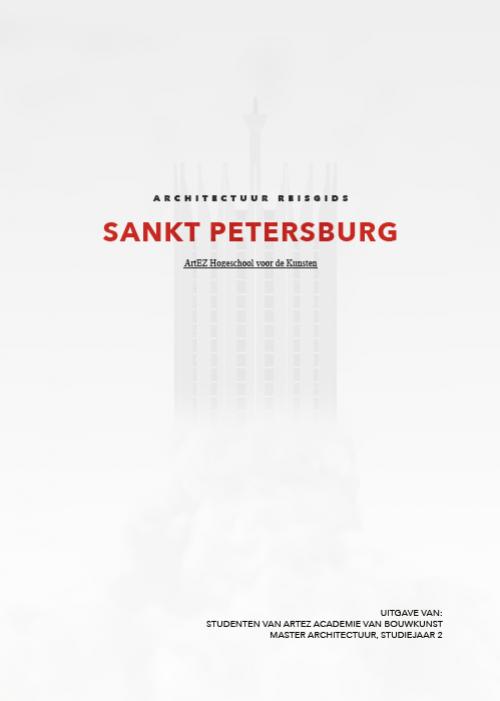 Excursiegids Sint-Petersburg 2017