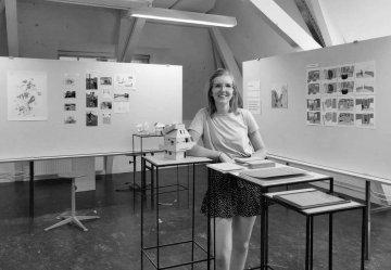 Yolanda Hettema, ArtEZ Interieurarchitectuur, Zwolle