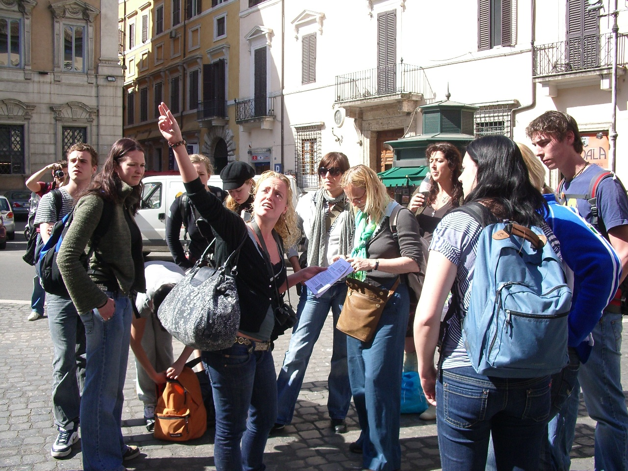 Excursion in Rome