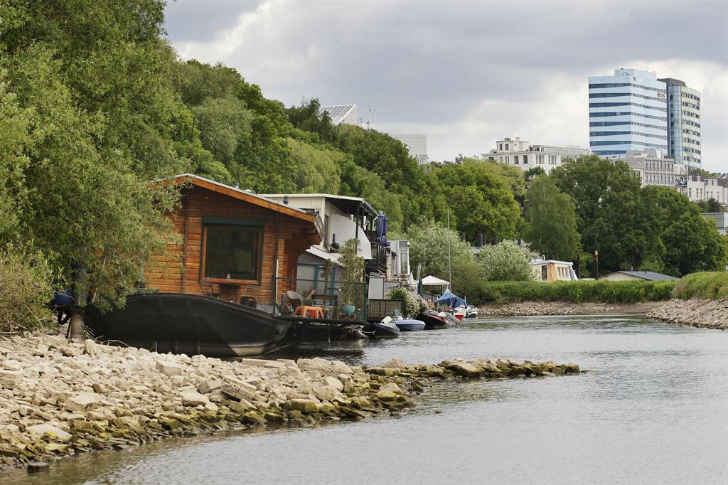 Arnhem combines city life and nature
